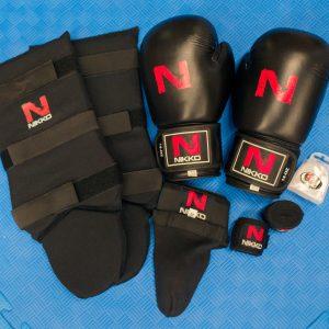 Complete kickboks sets
